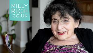 Milly Rich, born 1917, Brighton, England